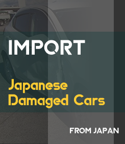 japanese damaged cars from japan